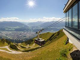 Innsbruck Cable Car, Innsbruck