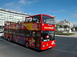 City Sightseeing Lisbon Hop-on Hop-off, Lisbon