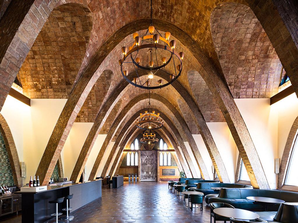 Montserrat and Codorniu Wine Cellars