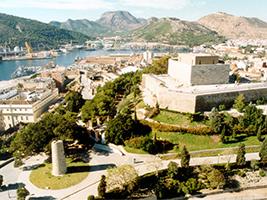 The Centre for Interpretation in Concepcion castle Cartagena, Costa de Valencia