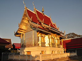 Lamphun World Heritage - Private Tour, Chiang Mai
