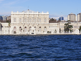 Dolmabahce palace, Bosphorus bridge and Camlica hill tour - Small Group, Istanbul
