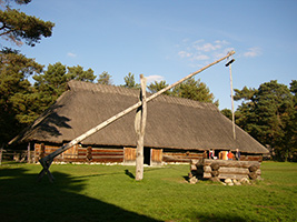 Visit to Tallinn Etnographical Museum, Tallinn