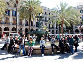 Entrada Leisurely Walking Tour Of Barcelona