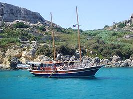 Comino Cruise, Malta