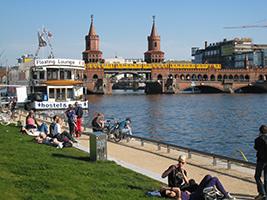 Berlin River Cruise, Berlin