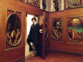 The Secret Passages of the Palazzo Vecchio - with Lunch, Florence