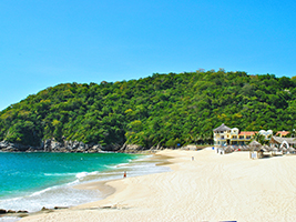 Huatulco sea and land, Huatulco