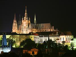 Prague night tour, Prague