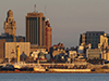 Recorrido por la ciudad de Montevideo