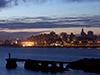 Montevideo de noche con cena y espectáculo tradicional