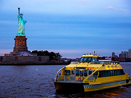 New York Water Taxi - All Day Access Pass, New York Area - NY