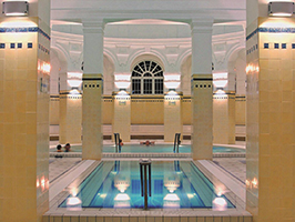 Szechenyi Thermal Spa - Skip the line, Budapest