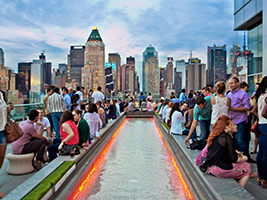 Rooftop Lounge Experience, New York Area - NY
