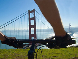 Discover the Streets of San Francisco on an eBike, San Francisco Area - CA