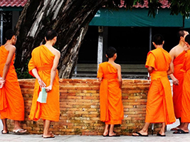 Chiang Mai Culture and Mindfulness, Chiang Mai