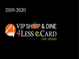 VIP Dine 4Less eCard Las Vegas, Las Vegas - NV