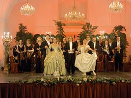 Dinner and Concert at Schoenbrunn Palace, Vienna