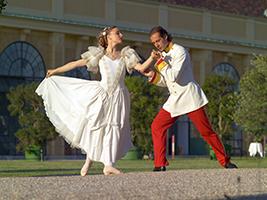 Mozart and Strauss concert at the stunning Schönbrunn Palace, Vienna