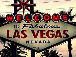 Bright Lights City tour, Las Vegas - NV