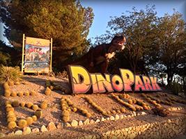 Entrada Dinopark Algar