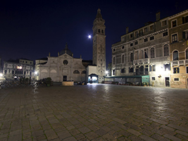 Venice After Dark Tour, Venice (and vicinity)