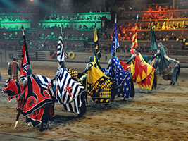 Medieval Times Dinner Show, New York Area - NY