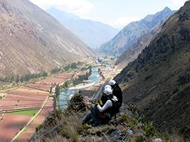 Via Ferrata and Zip Line, Cuzco