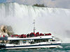 Voyage to the Falls Boat Tour