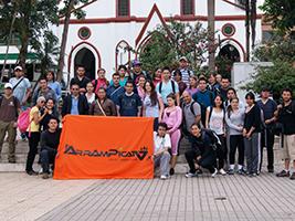 Trekking from la Esperanza, Bogota