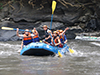 Rafting, trekking and canyoning in Tobia