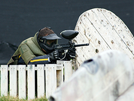 Paintball in Bogota, Bogota