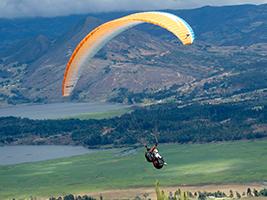 Paragliding Experience, Bogota