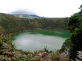 Hike to Lake Guatavita, Bogota