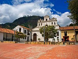 Discover Bogota and Monserrate, Bogota