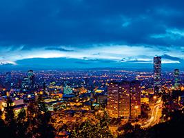 Bogota by night - Private, Bogota