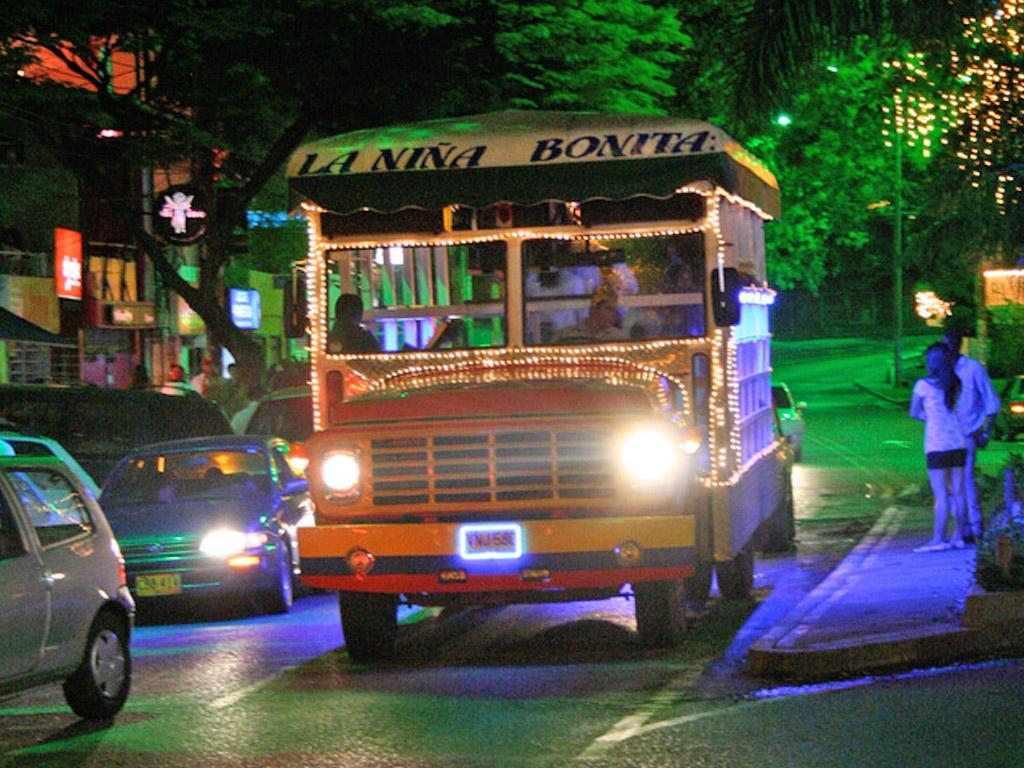 City Tours en Chiva Cartagena