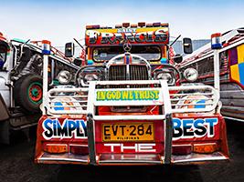 Discover Manila by Jeepney, Metro Manila