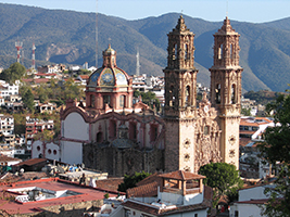 Colonial City of Taxco Tour, Acapulco