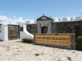 Historical and Cultural Tour, Acapulco