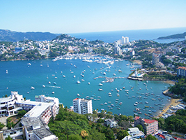 City Tour with Cliff Divers Show, Acapulco