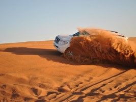 4x4 Desert Safari with BBQ Dinner, Dubai