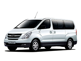 Van rental with driver, Santo Domingo