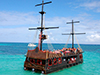 Caribbean Pirates - treasure map quest