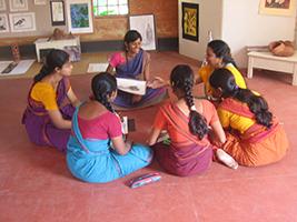Private visit to Kalakshetra Foundation, Chennai (Madras)