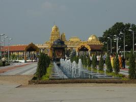 Excursion to Golden Temple of Sripuram in Vellore - Private, Chennai (Madras)