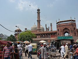 Heritage walk of old Delhi, Delhi and NCR