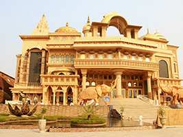 Visit to Kingdom of Dreams in Gurgaon, Delhi and NCR
