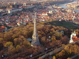 Following Mozart's steps, Prague