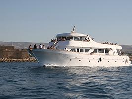 Blue Lagoon Cruise Sea Star, Cyprus